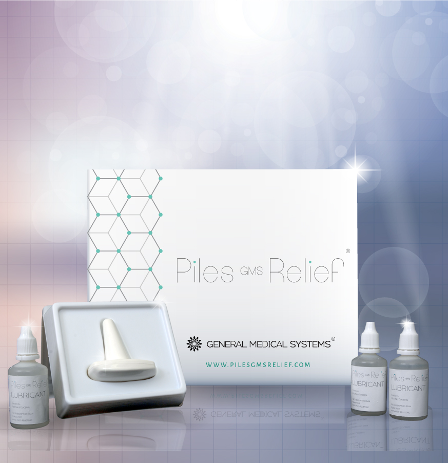 Piles GMS Relief - General Medical Systems